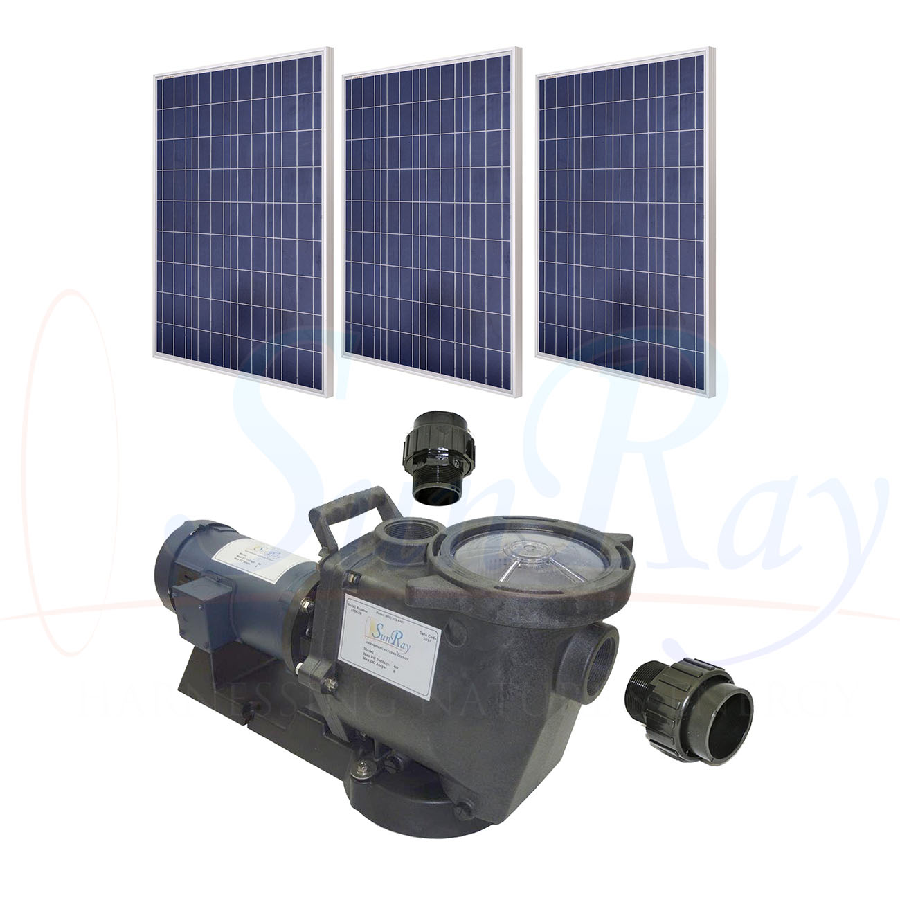 Sunray Solflo1 Solar Pool Pump Without Solar Power 1hp