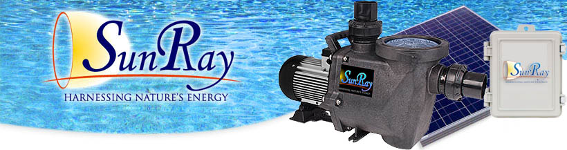SunRay Engineering harnessing natures energy to manufacture the latest solar technology - Our Solar Pool Pump